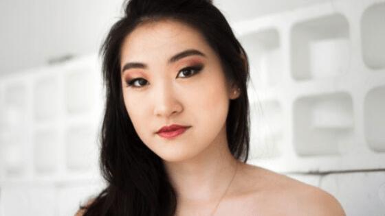 a pretty Guangzhou girl