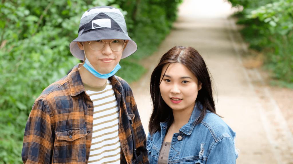 couple in hong kong