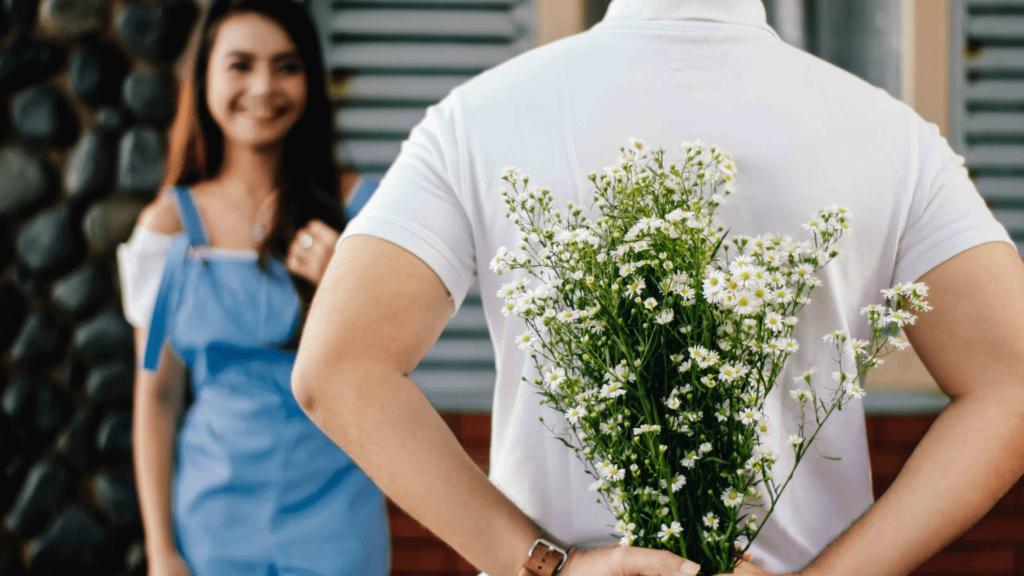 hong kong dating etiquette flowers