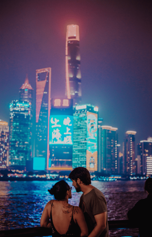 couple dating in shanghai